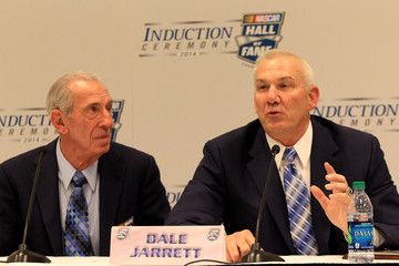 Ned Jarrett NASCAR Hall of Fame Induction