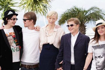 Luc Roeg We Need To Talk About Kevin Photocall - 64th Annual Cannes Film Festival
