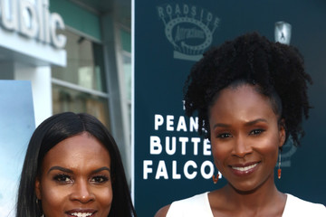 Nefetari Spencer L.A. Screening Of Roadside Attractions' 'The Peanut Butter Falcon' - Red Carpet