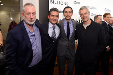 """Neil Burger The Showtime Series Premiere Of """"Billions"""" At The New York Museum Of Modern Art"""