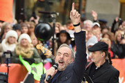 Neil Diamond Performs on the 'Today' Show