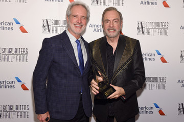 Neil Diamond Songwriters Hall Of Fame 49th Annual Induction And Awards Dinner - Backstage