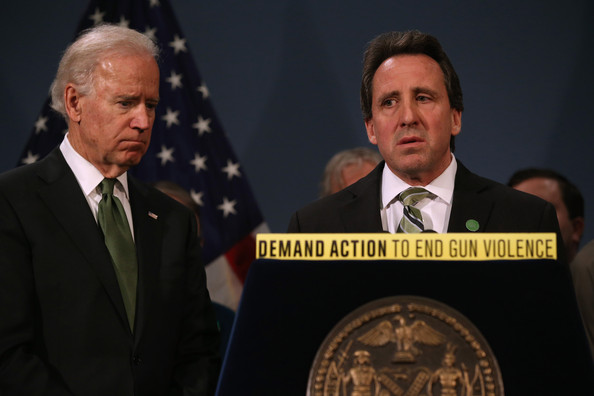 News Conference on Federal Gun Reform
