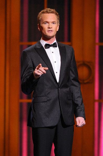 Neil Patrick Harris Host Neil Patrick Harris speaks on stage during the 65th Annual Tony Awards at the Beacon Theatre on June 12, 2011 in New York City.