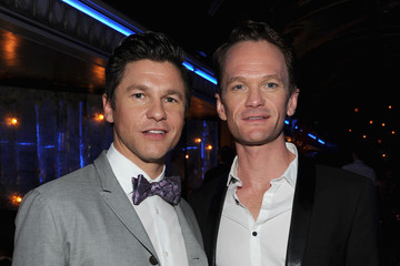 Neil Patrick Harris David Burtka Inside the Tony Honors Cocktail Party