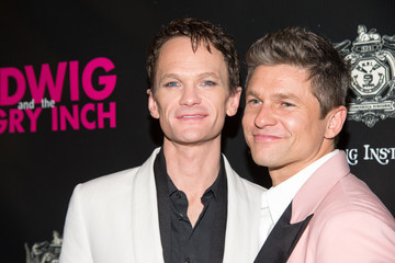 Neil Patrick Harris David Burtka 'Hedwig and the Angry Inch' Opening Night