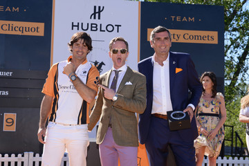 Neil Patrick Harris The Tenth Annual Veuve Clicquot Polo Classic - VIP
