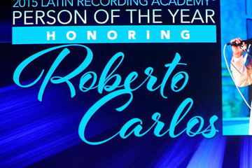 Neil Portnow 2015 Latin GRAMMY Person of the Year Honoring Roberto Carlos - Show