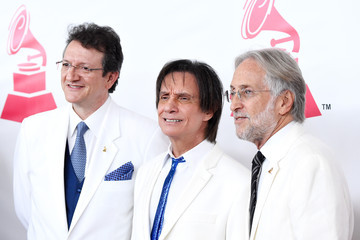 Neil Portnow 2015 Latin GRAMMY Person Of The Year Honoring Roberto Carlos - Arrivals