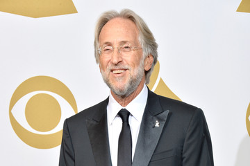 Neil Portnow Press Room at the Grammy Awards