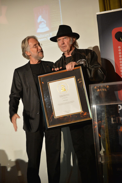 Grammy Week Honors Neil Young — Part 2