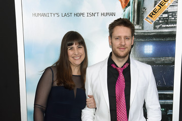 Neill Blomkamp 'Chappie' Premieres in NYC