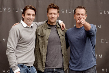 "Neill Blomkamp Photo Call For Sony Pictures' ""Elysium"""
