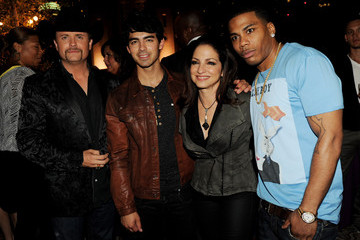 "Nelly John Rich The CW Celebrates ""The Next"" And Mentor Joe Jonas' Birthday"