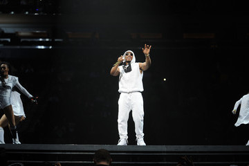 Nelly NKOTB in Concert in New York, New York