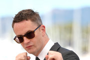 "Director Nicolas Winding Refn attends the ""The Neon Demon"" Photocall during the 69th annual Cannes Film Festival at the Palais des Festivals on May 20, 2016 in Cannes, France."
