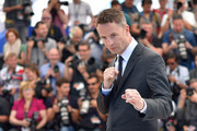 "Danish director Nicolas Winding Refn poses on May 20, 2016 during a photocall for the film ""The Neon Demon"" at the 69th Cannes Film Festival in Cannes, southern France.  / AFP / LOIC VENANCE"