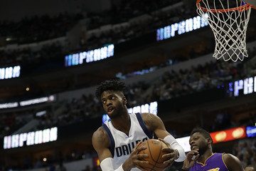 Nerlens Noel Los Angeles Lakers v Dallas Mavericks