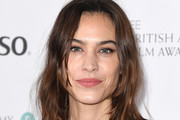 Alexa Chung attends the Nespresso British Academy Film Awards nominees party at Kensington Palace on February 9, 2019 in London, England.