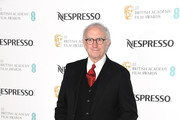 Jonathan Pryce attends the Nespresso British Academy Film Awards nominees party at Kensington Palace on February 9, 2019 in London, England.
