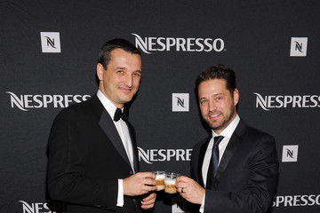 Frederic Levy Nespresso Press Room At The 39th International Emmy Awards