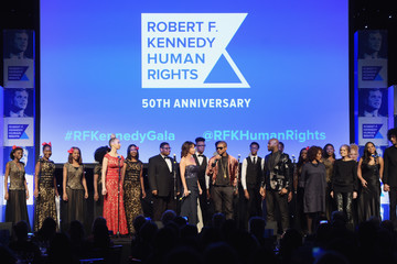 Nessa Robert F. Kennedy Human Rights Hosts Annual Ripple of Hope Awards Dinner - Inside