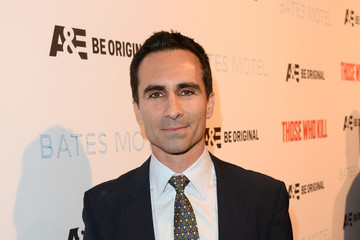 "Nestor Carbonell A&E's ""Bates Motel"" and ""Those Who Kill"" Premiere Party - Red Carpet"