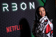 "Renee Elise Goldsberry attends Netflix's ""Altered Carbon"" Season 2 Photo Call at AMC Lincoln Square Theater on February 24, 2020 in New York City."