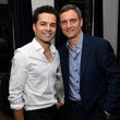 Tony Goldwyn and Jonny Rios Photos