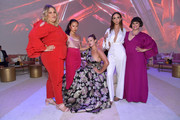 (L-R) Britney Young, Ellen Wong, Marianna Palka, Britt Baron, and Rebekka Johnson attend the 2019 Netflix Primetime Emmy Awards After Party at Milk Studios on September 22, 2019 in Los Angeles, California.