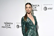 """Angela Sarafyan attends Netflix's """"Extremely Wicked, Shockingly Evil and Vile"""" Tribeca Film Festival Premiere at BMCC Tribeca Performing Arts Center on May 02, 2019 in New York City."""