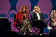 "Natasha Lyonne and Amy Poehler attend Netflix's FYSEE event for ""Russian Doll"" at Netflix FYSEE At Raleigh Studios on June 09, 2019 in Los Angeles, California."