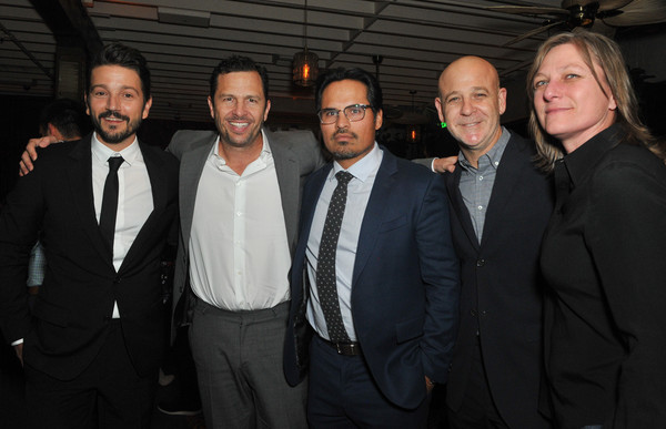 Stars Attend Netflix's 'Narcos: Mexico' Season 1 Premiere - After Party