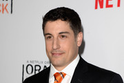 Actor Jason Biggs attends Netflix's 'Orange is the New Black' panel discussion at Directors Guild Of America on August 4, 2014 in Los Angeles, California.