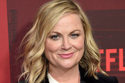 """Amy Poehler attends Netflix's """"Russian Doll"""" Season 1 Premiere at Metrograph on January 23, 2019 in New York City."""