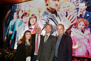 """Cynthia Summers, Barry Sonnenfeld, Neil Patrick Harris and Bo Welch attend Netflix's """"A Series of Unfortunate Events"""" Red Carpet and Reception at Netflix Home Theater on March 10, 2019 in Los Angeles, California."""