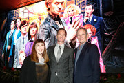 """Cynthia Summers, Neil Patrick Harris and Bo Welch attend Netflix's """"A Series of Unfortunate Events"""" Red Carpet and Reception at Netflix Home Theater on March 10, 2019 in Los Angeles, California."""