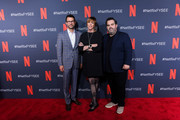 """Berry Welsh, Jane Rosenthal and Jonathan King attend Netflix'x FYSEE event for """"When They See Us"""" at Netflix FYSEE At Raleigh Studios on June 09, 2019 in Los Angeles, California."""