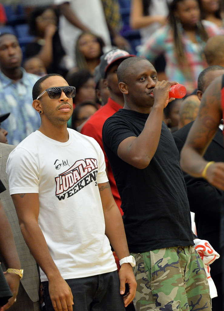 Ludacris and Celebrity Friends Gear Up for 2016 Ludaday ...