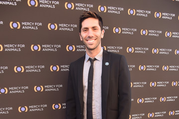 Nev Schulman Mercy For Animals 20th Anniversary Gala - Arrivals