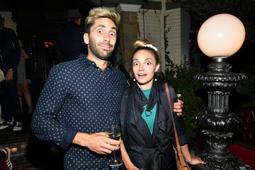 Nev Schulman Premiere Of A24's 'Midsommar' - After Party