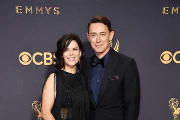 Neve Campbell 69th Annual Primetime Emmy Awards - Arrivals