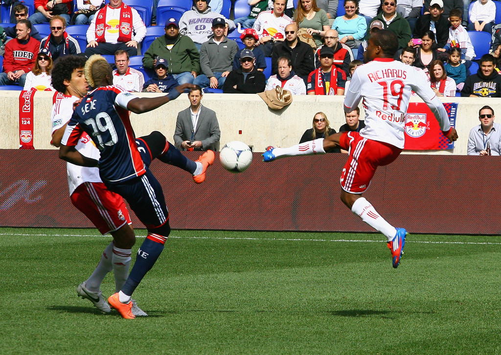 new england revolution vs new york red bulls