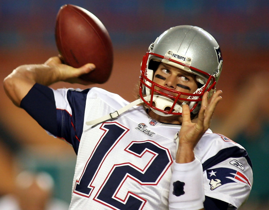 New England Patriots v...
