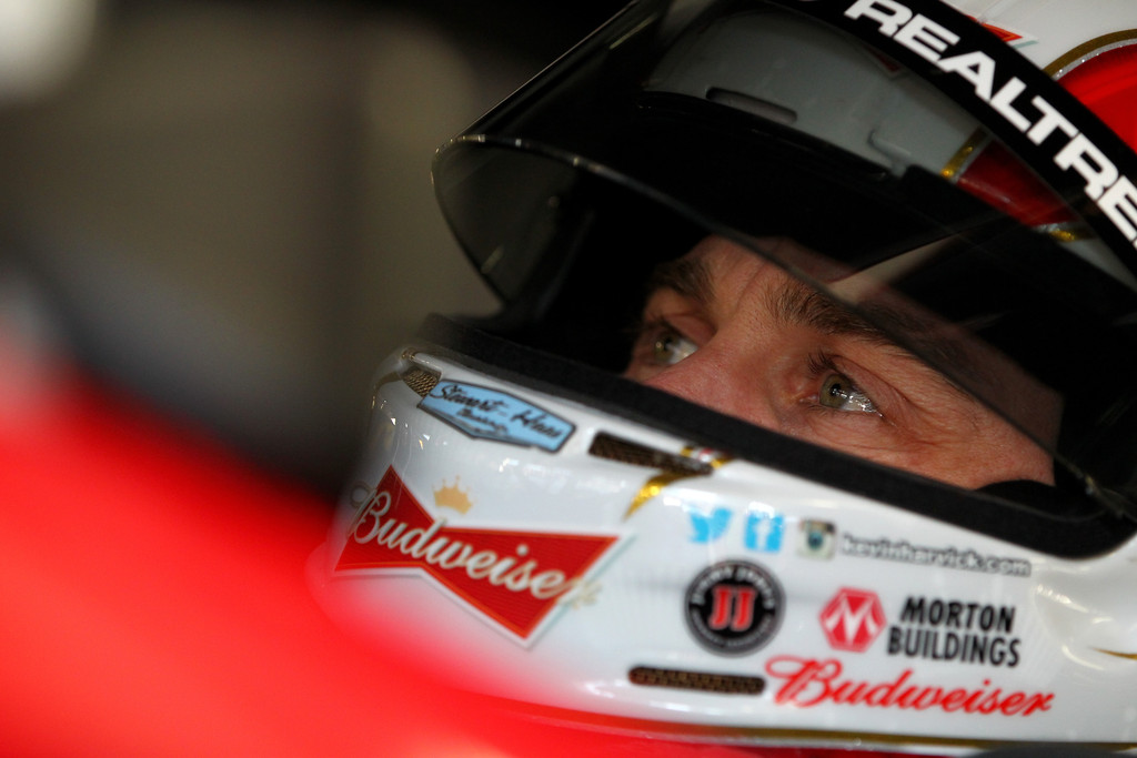 Kevin Harvick In New Hampshire Motor Speedway Day 1 Zimbio