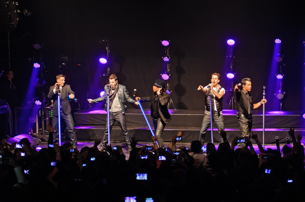 New Kids On The Block In Concert - New York, NY - 6 of 31