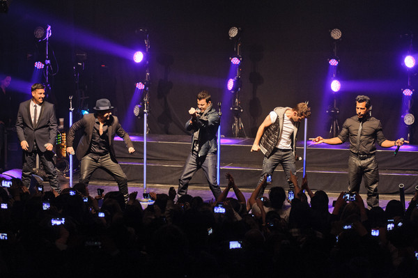 New Kids On The Block In Concert - New York, NY - 24 of 31