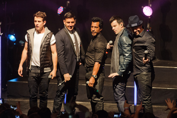 New Kids On The Block In Concert - New York, NY - 1 of 31