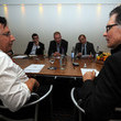 Thomas Werner New Liverpool FC Owners Media Round Table Event