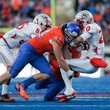 Deon Long New Mexico v Boise State